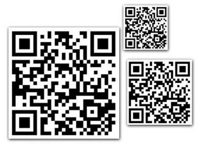 Matrix Page QR Code
