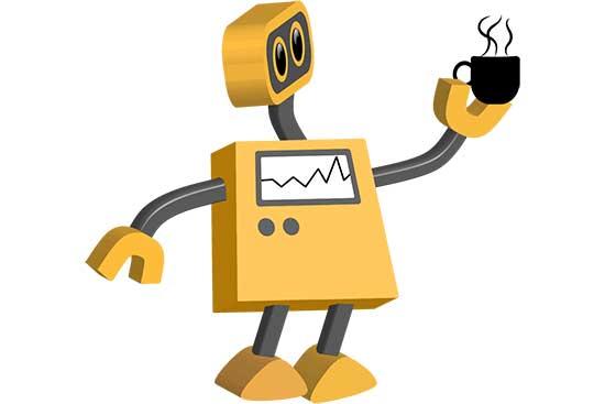 Robot 09: Coffee Bot