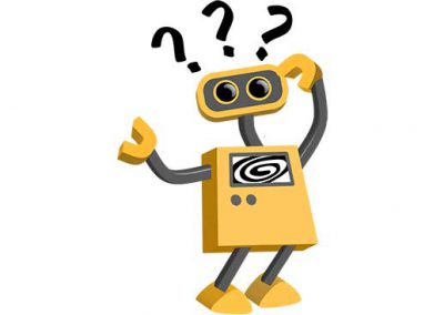 Robot 10: Robot with Questions
