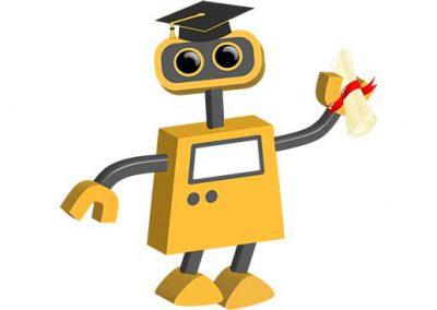 Robot 12: Grad Bot