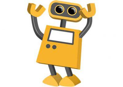 Robot 16: Happy Bot
