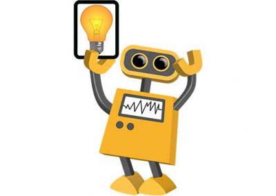 Robot 23: Idea Bot