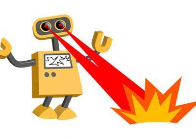 Robot 33: Botzilla
