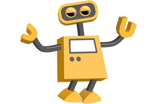 Robot 35: Sleepy Bot