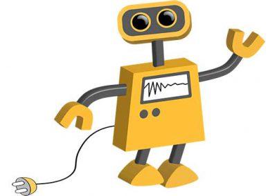 Robot 38: Unplugged