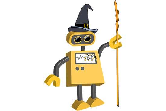 Robot 61: Wizard Bot