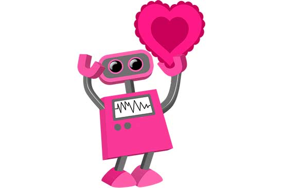 Robot 67: Be My Valentine!