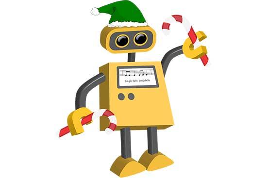 Robot 69: Holiday Elf