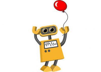 Robot 75: Balloon Bot