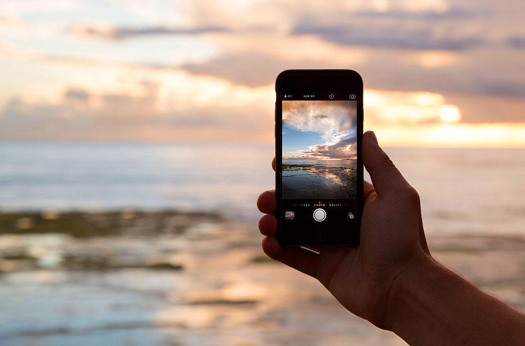 Smartphone as Camera