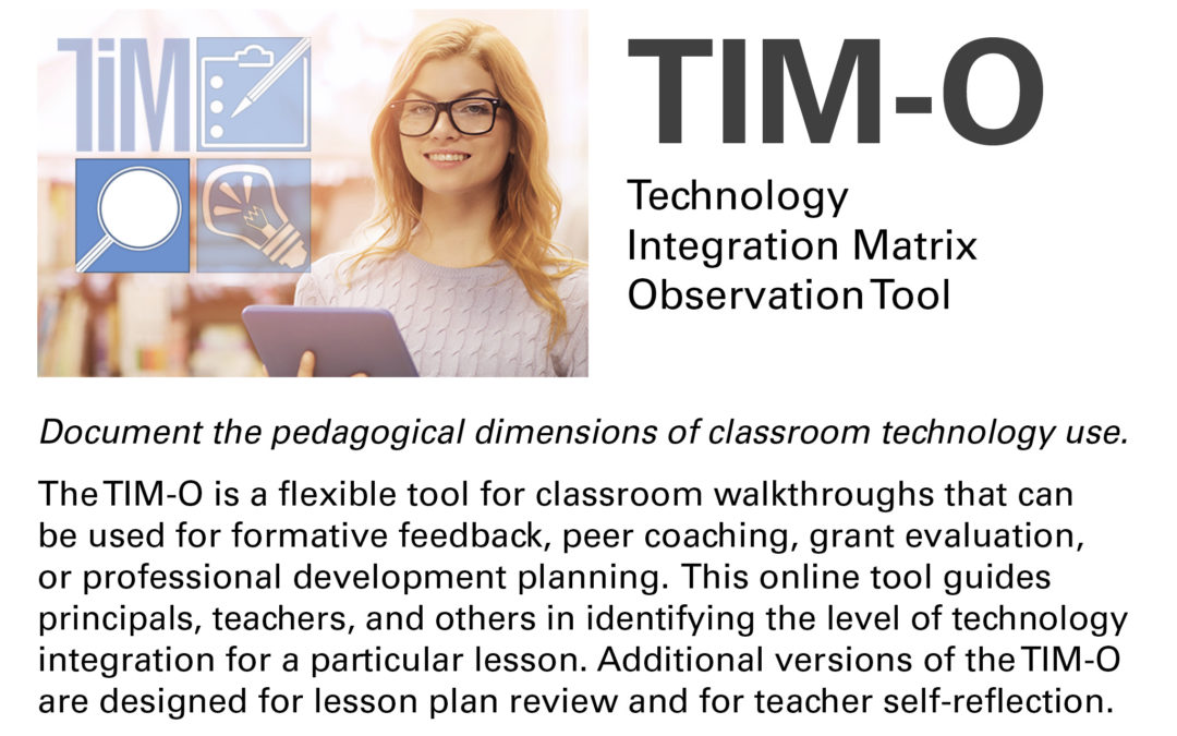 TIM-O Introduction Slide