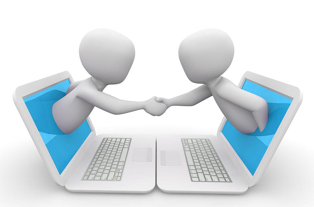 Collaborating Laptops