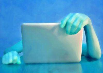 Laptop Lurking