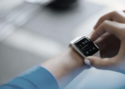 Smartwatch Slide