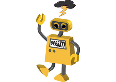 Robot 79: Angry Robot