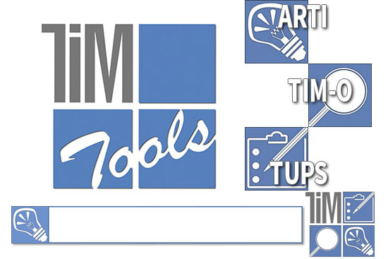 TIM Tools Web Banners and Buttons