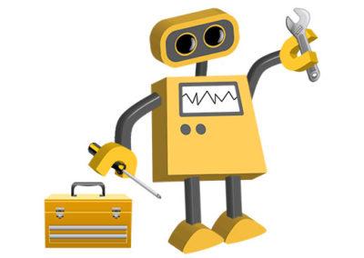 Robot 84: Repair Bot
