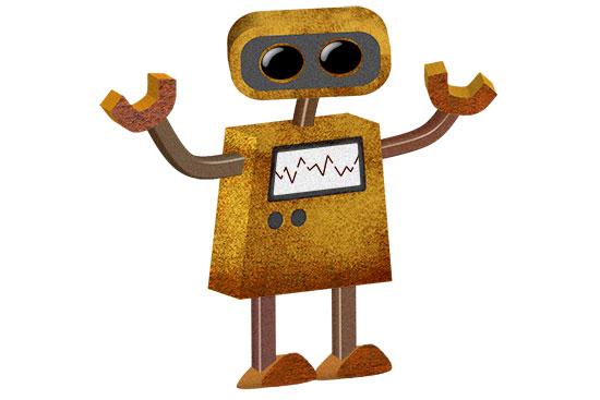 Robot 85: Rusty