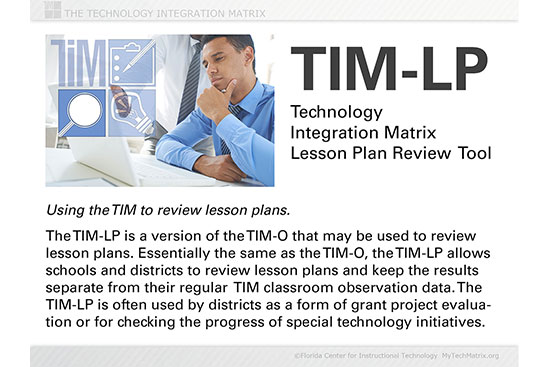 TIM-LP Introduction Slide