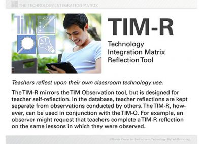 TIM-R Introduction Slide