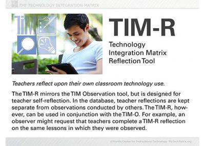 TIM-R Introduction Slide