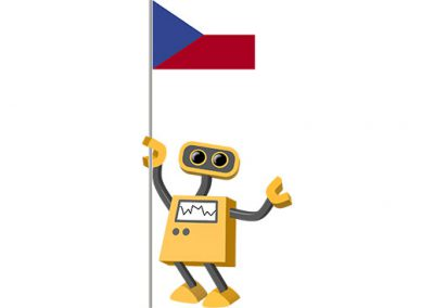 Robot 39-CZ: Flag Bot, Czech Republic