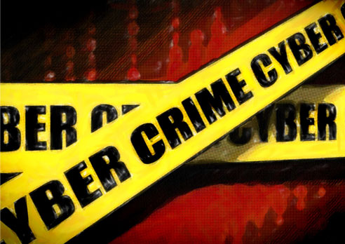 Cyber Crime Scene—Red