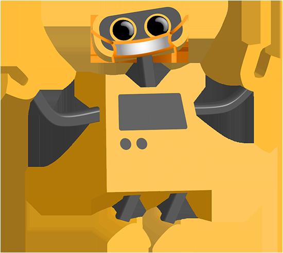 Robot 86: Masked Bot