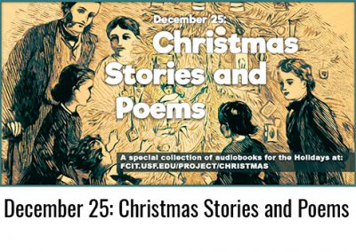 December 25: Christmas Stories and Poems