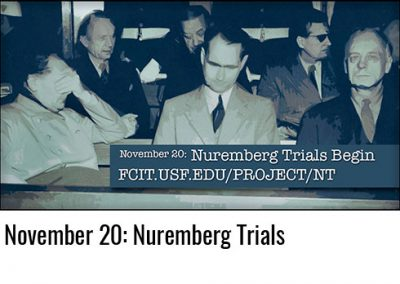 November 20: Nuremberg Trials
