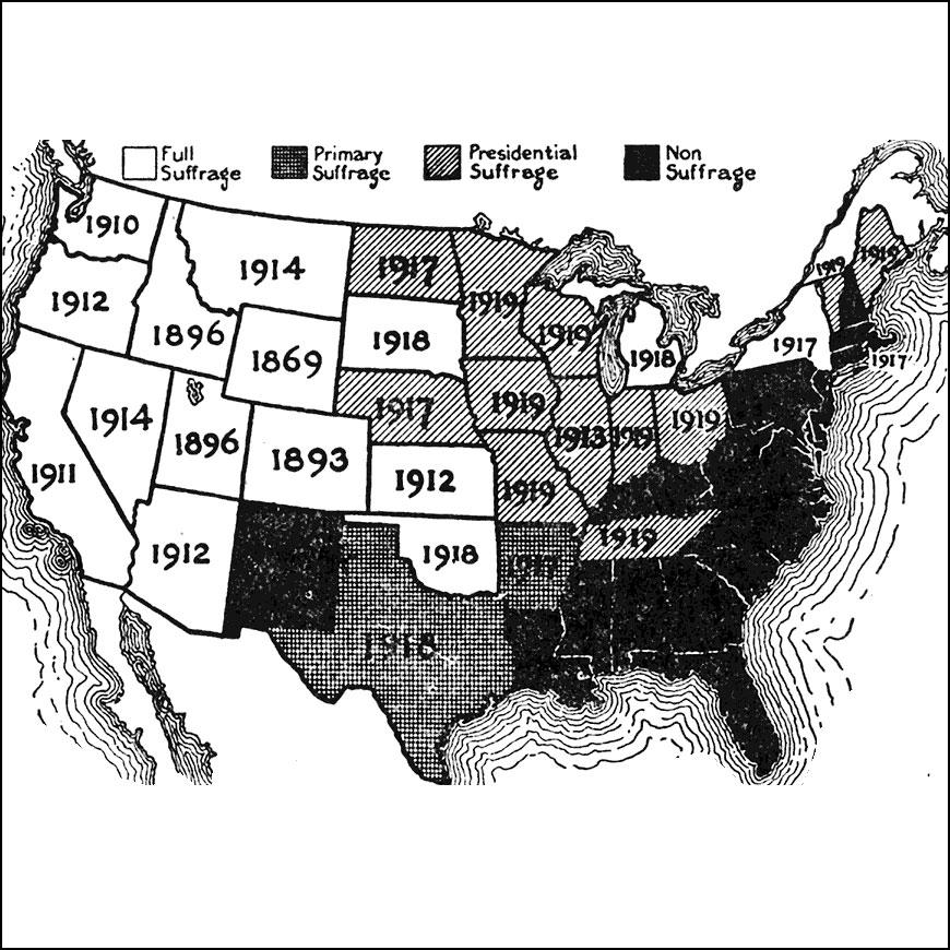 August 18: Nineteenth Amendment | FCIT