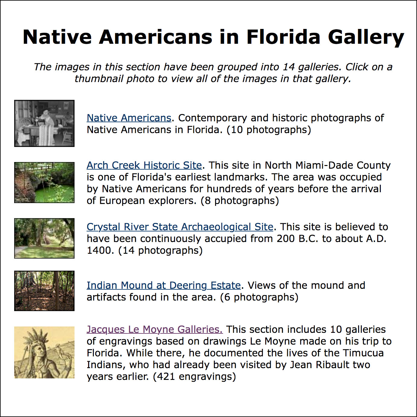 Native americans fcit native americans in florida photos buycottarizona