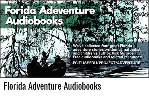 Florida Adventure Books