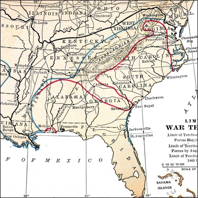 American Civil War Teaching Collection FCIT