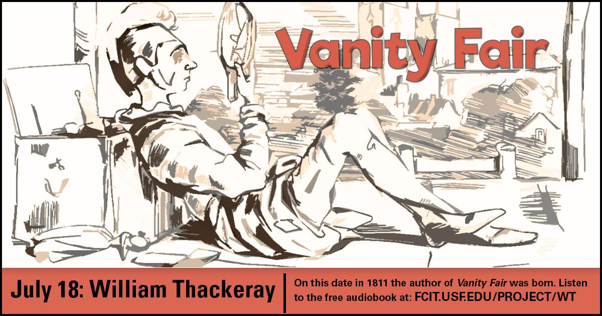d86ba360d6 July 18  William Thackeray