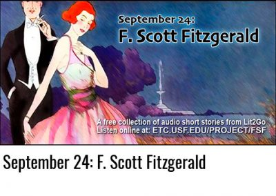 September 24: F. Scott Fitzgerald