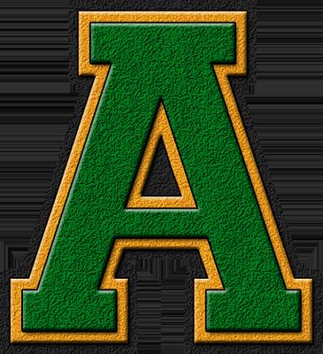 lange letter a
