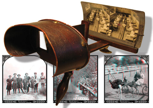 History in 3D: Using Stereoviews as Primary Sources in Your Classroom