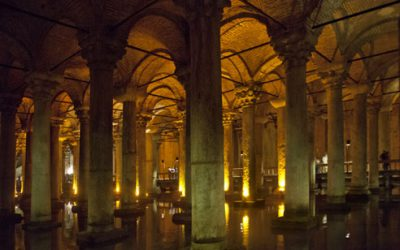 Photo of the Month: Basilica Cistern