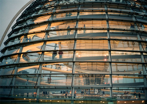 Photo of the Month: Reichstag Dome