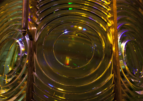 Photo of the Month: Fresnel Lens