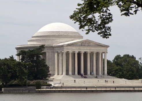 Photo of the Month: Jefferson Memorial