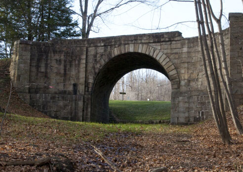 Photo of the Month: Skew Arch Bridge