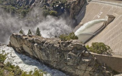 Photo of the Month: O'Shaughnessy Dam